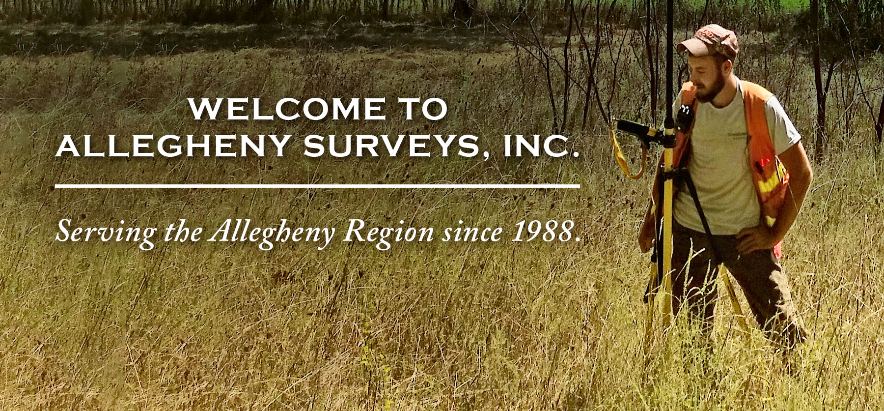Welcome to Allegheny Surveys, Inc.