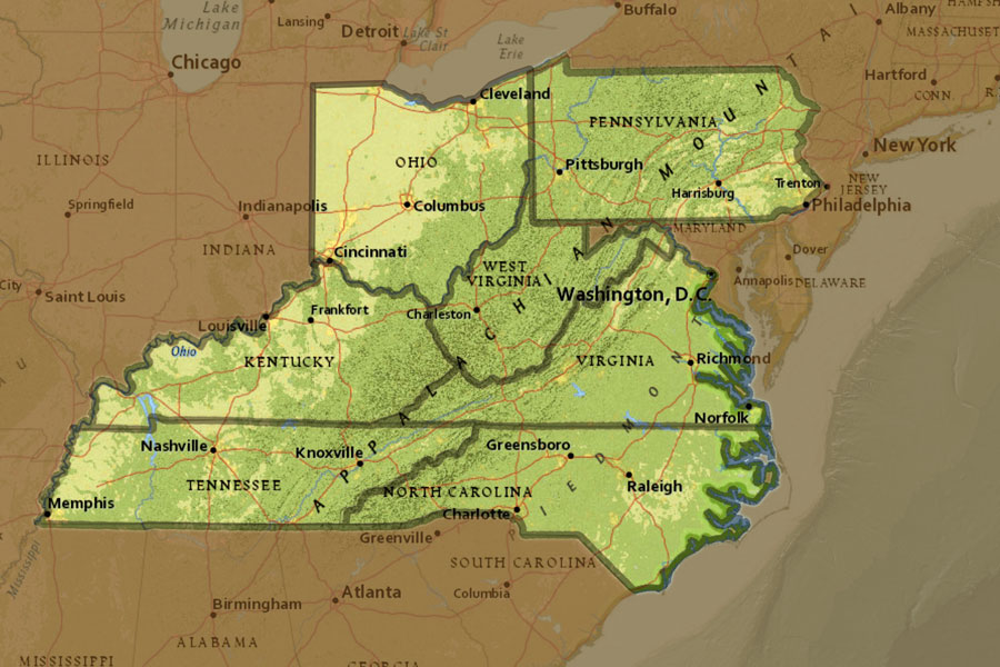 Allegheny Surveys Markets by Location